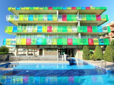 Photo for Apartment Thalassa in Cambrils - 6 persons, 3 bedrooms