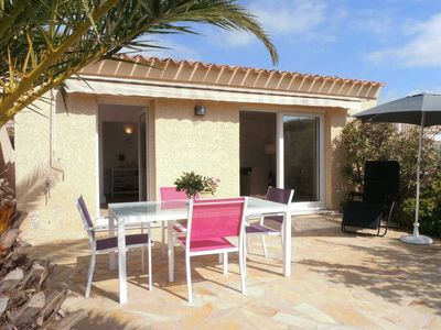 Photo for In residence with pool beach walk, charming holiday home