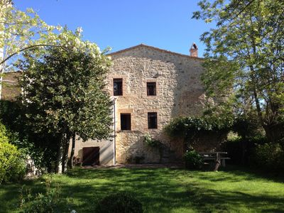 Photo for Casa Demo, charming 2 bedroom house with small pool in Tuscany