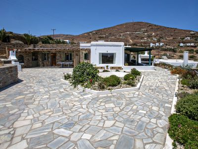 Photo for 2BR House Vacation Rental in Tinos