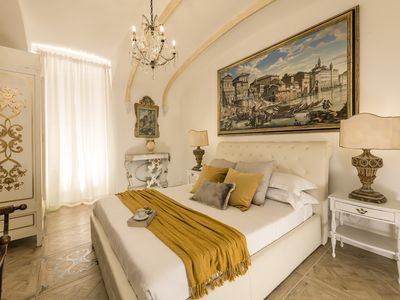 Photo for St. Peter's Italian Wine elegant apartment Rome