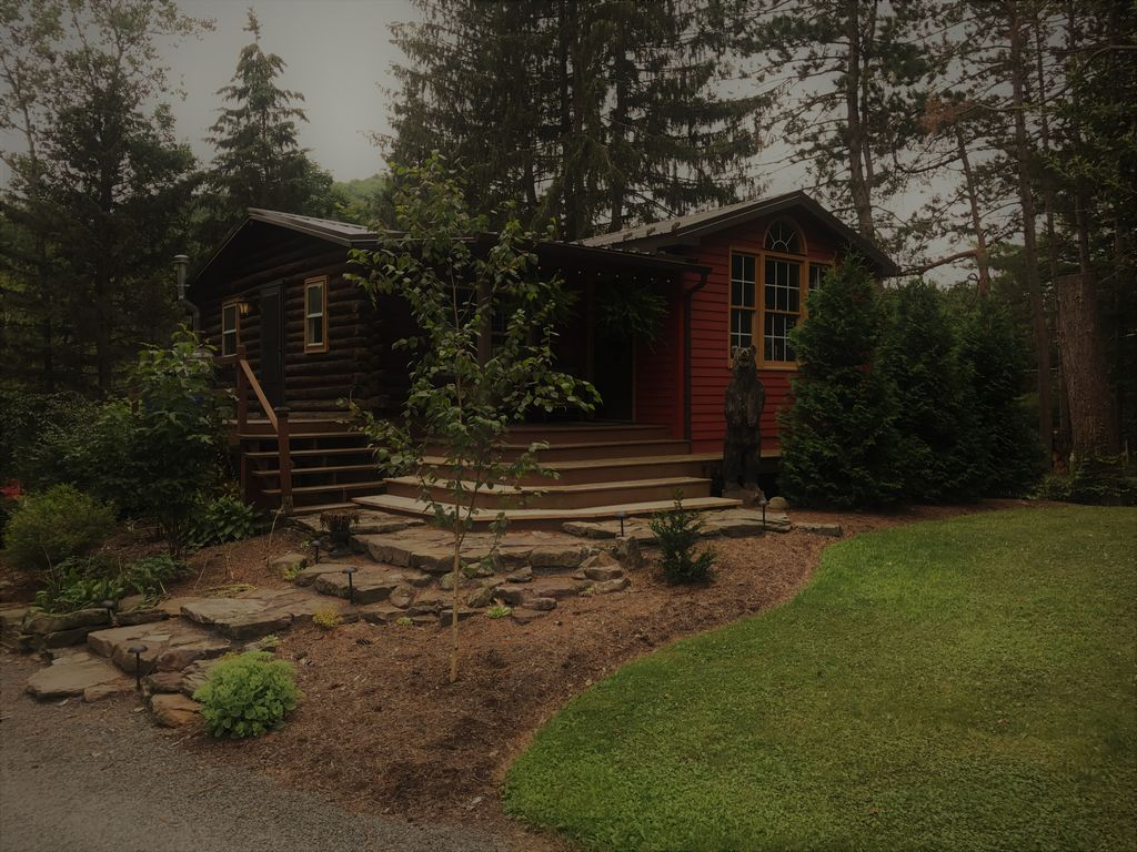 Contemporary Cabin Near Pine Creek, PA Grand Canyon and More
