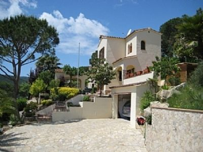 Photo for Beautiful Detached Villa with Private Pool and Landscaped Gardens