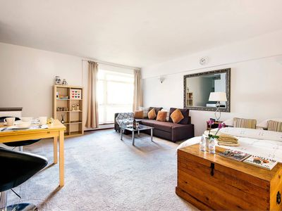 Photo for Bright and spacious studio off Regents Park