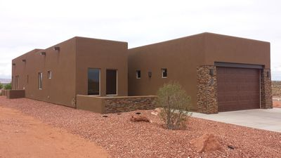 Photo for Lake Powell's Newest Built Vacation Home - 50 Ft Connected Garage & Lake View!