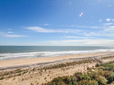 Photo for G607: Updated 2BR+den Sea Colony Oceanfront condo!   Beach, pools, tennis ...