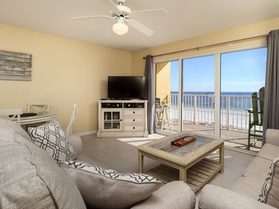 Photo for Gulf Dunes 406: AWESOME VIEWS, FREE BEACH CHAIRS, FREE SNORKELING!