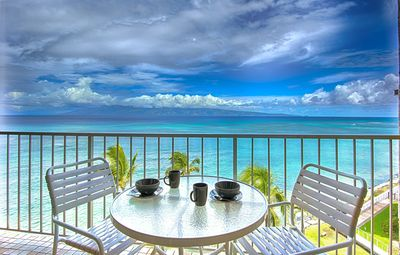 Photo for WOW! OCEANFRONT VIEW! AC Balcony, AUGUST MONTHLY DISCOUNT