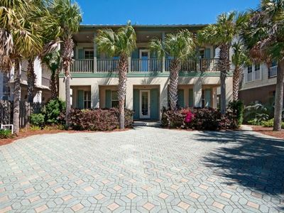 Photo for Greenwood, Gulf View with Large Private Heated Pool, Sleeps 16