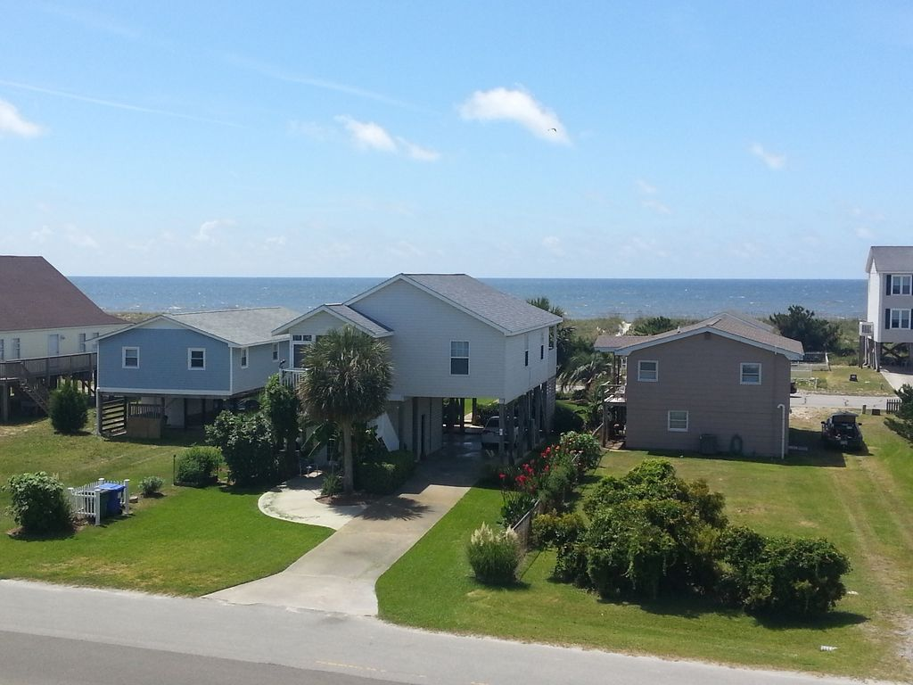 a personal account of a family vacation to north carolina