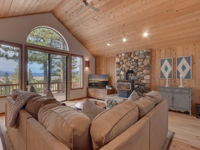 Photo for Tranquil Views - Luxury Northstar 4B with Free Ski Shuttle & HOA Gym, &