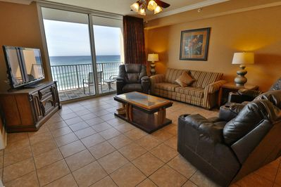Living Room Straight Out Ocean View