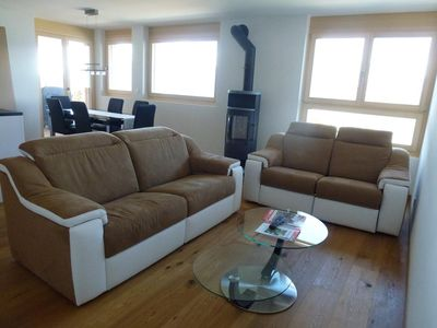 Photo for Nice luxurious 3-room apartment, 5* with 2 bedrooms for 5 persons at about 300 meters from the ski l
