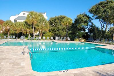 One of The Best Pool's On The Island!