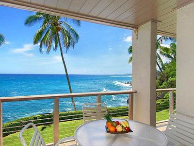 Photo for Poipu Makai C-2: 2 BR / 2 BA condo in Poipu, Sleeps 4