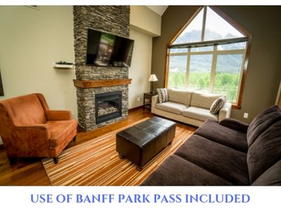 Photo for Spacious 3BR 2BA Penthouse in Stoneridge Resort with Panoramic Mountain Views