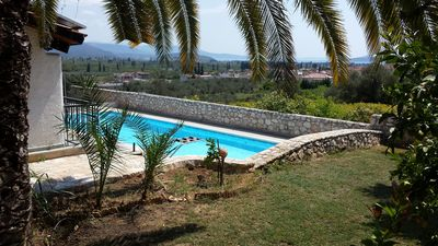 Photo for Chalet in Tsello with private pool