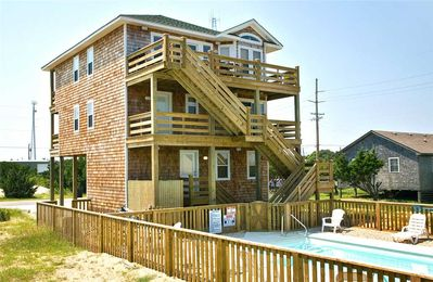 Photo for Enjoy Fun Family Thrills! Oceanview, Waves- Pool, Hot Tub, Game Rm, Dog-Friendly