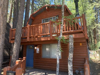 Photo for Our Cabin in the Woods - FREE Kayak/Bike Rental! - 2BR/2BA/WiFi/Between Summit and Bear