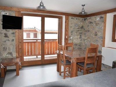 Photo for Apartment Pralognan-la-Vanoise, 1 bedroom, 4 persons