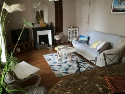 Photo for Character apartment downtown Arcachon