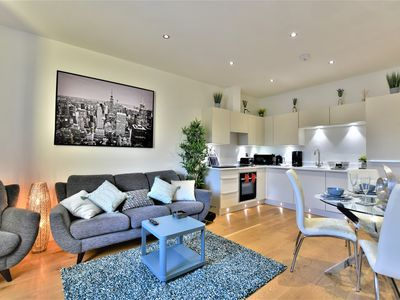 Photo for City Centre 2 Bed Luxury Lofthouse with 2 en -suites, High St on the doorstep