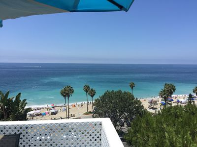 Photo for The Best White Water Sand Views in Laguna Beach!