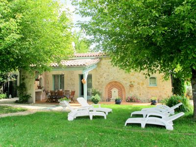 Photo for Vacation home Babelle (GEM110) in Gaillan-en-Médoc - 6 persons, 3 bedrooms