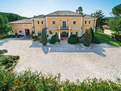 Photo for Stunning 5 bed luxury villa with extensive gardens in a sought after location