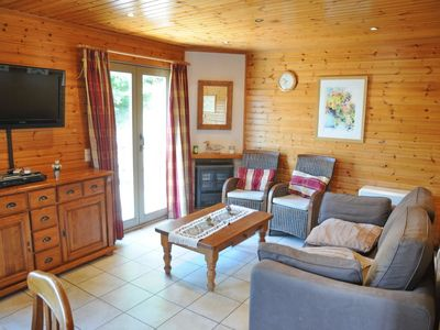 Photo for Vacation home Pluton 1  in La Roche - en - Ardenne, Ardennes - 6 persons, 2 bedrooms