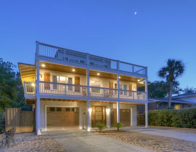 Photo for Ocean View Home, Walking Distance to beach, Sleeps 14, Heated Pool