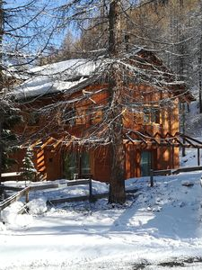 Photo for Unique mountain chalet, surrounded by nature