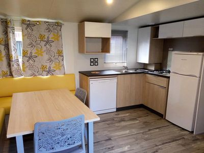 Photo for Camping de Maillac **** - Mobil Home 5 Rooms 10 People