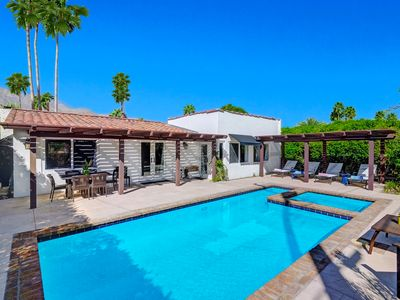 Photo for Pool Home in Movie Colony East-Close to Downtown Palm Springs! - Hermosa Hideawa