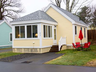 Photo for Beautiful Year Round Cottage Close to Family Pool