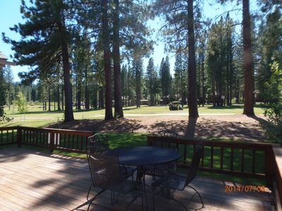 Photo for Beautiful Getaway On Plumas Pines Golf Resort