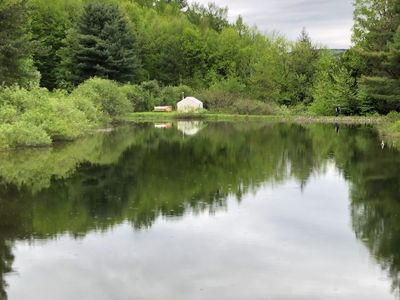 Photo for Tentrr - Tuscan Highland Pond Site East