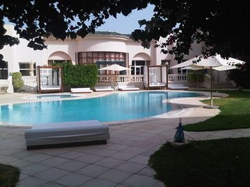 Apartment in a fantastic complex with pool, 5 minutes to the sea