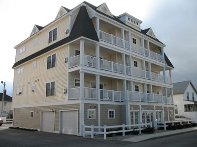 Photo for Newer 2 BR, 2 BA Condo in Great Location! Only About 100 Yards to Beach.
