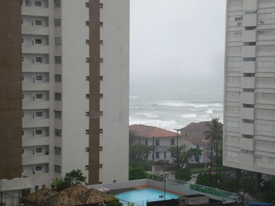 Photo for 2BR Apartment Vacation Rental in Guarujá, SP