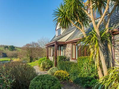 Photo for The Nineteenth is a traditional four bedroom house overlooking Roserrow lakes.