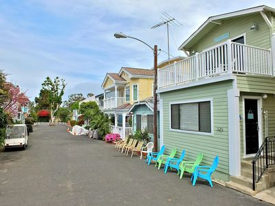 Photo for Catalina Beach House Located In The Heart Avalon.  Located On A Private Street!