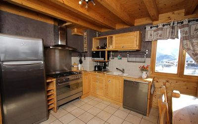 Photo for Chalet Odalys Winter Garden - Chalet 6 rooms 14 persons