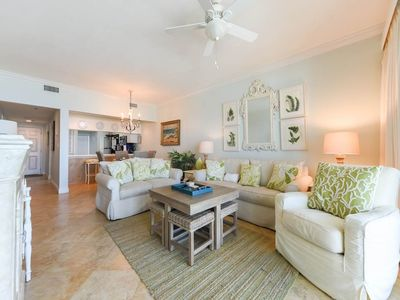 Photo for Great 2 bedroom Condo @ High Pointe Beach Resort #E33 on the Beach!