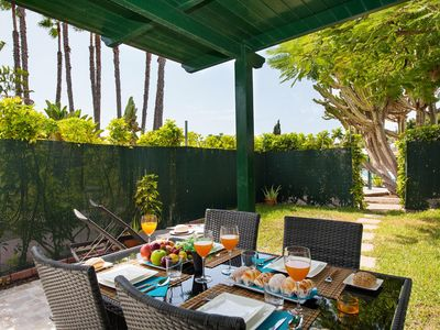 Photo for Cozy Bungalow Playa Flor Maspalomas