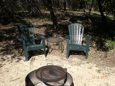 Photo for Newer cabin on 2 acres. 1 MILE to MAIN St ! Deer, FREE river access.