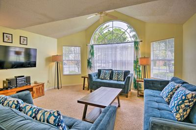 Your Kissimmee getaway awaits at this vacation rental condo.