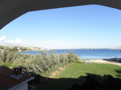 Photo for Apartment ZZ  A2(2+1)  - Vlasici, Island Pag, Croatia