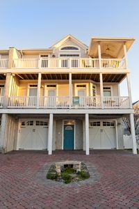 Ocean View 6 Bedroom 4 Bath Home Cooled/Heated Pool No Typical Hidden Fees!!