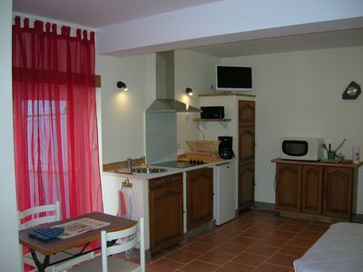 Photo for 1BR Studio Vacation Rental in Brax, Nouvelle-Aquitaine